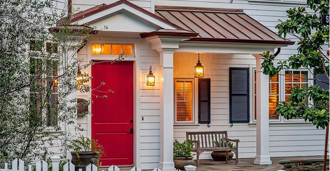 Exterior High Quality Painting Charleston Door painting in Charleston