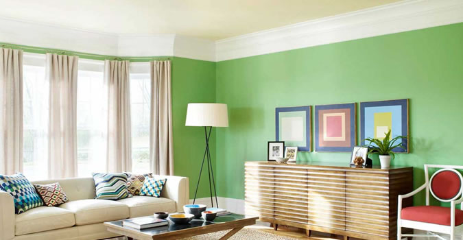 Interior Painting Charleston